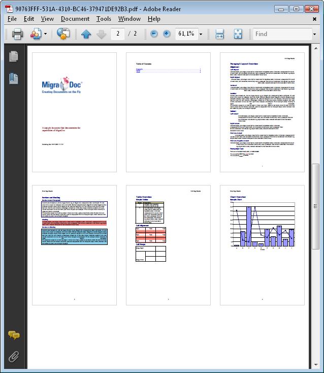 mix pdf files